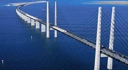 От Крымского моста по направлению к Феодосии прокладывают тоннель