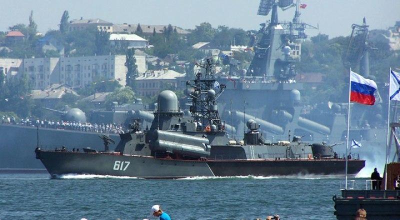 На Черноморском флоте подготовили вооружение к лету