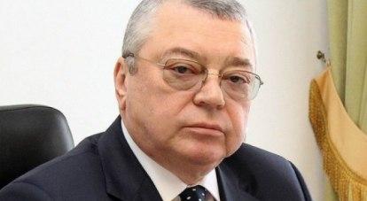 Председателем Общественной палаты Крыма вновь стал Григорий Иоффе